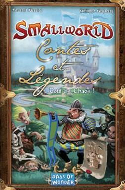 Small World: Contes et Légendes