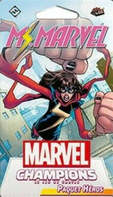 Marvel Champions: Le Jeu de Cartes - Ms. Marvel