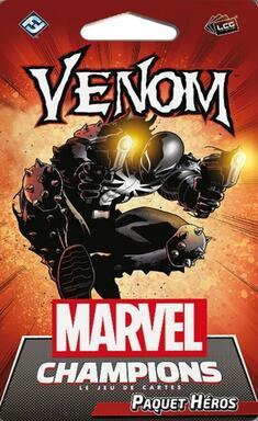 Marvel Champions: Le Jeu de Cartes - Venom