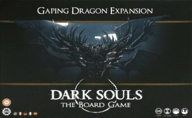 Dark Souls: The Board Game - Gaping Dragon