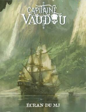 Capitaine Vaudou: Écran MJ