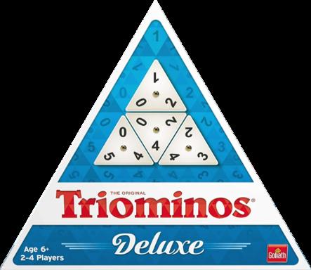 Triominos: Deluxe
