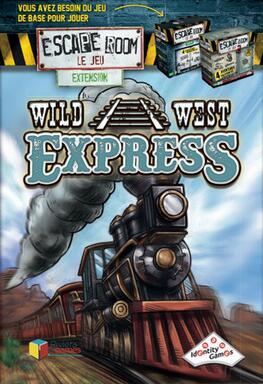Escape Room: Le Jeu - Wild West Express
