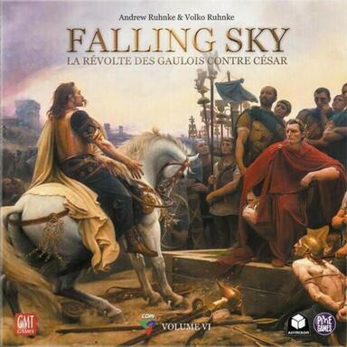 Falling Sky: La Révolte des Gaulois contre César