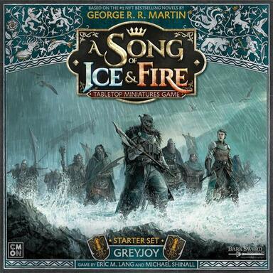 Le Trône de Fer: Le Jeu de Figurines - Greyjoy