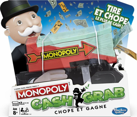 Monopoly: Chope et Gagne