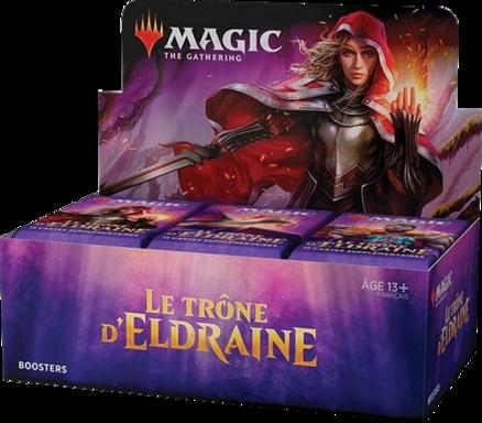 Magic: The Gathering - Le Trône d'Eldraine - Boosters