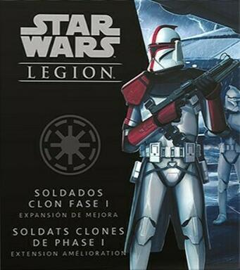 Star Wars: Légion - Soldats Clones de Phase I