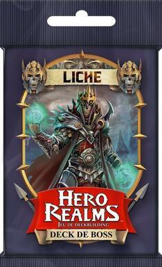 Hero Realms: Deck de Boss - Liche