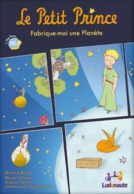 Le Petit Prince: Fabrique-Moi une Planète