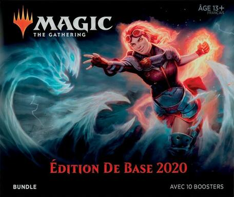 Magic: The Gathering - Édition de Base 2020 - Bundle