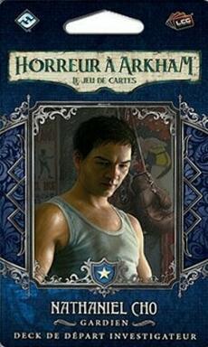 Horreur à Arkham: Le Jeu de Cartes - Nataniel Cho