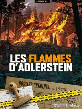 Dossier Criminel: Affaire n°1 - Les Flammes d'Adlerstein