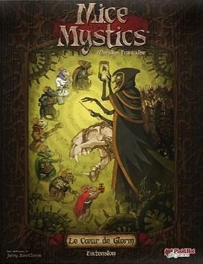 Mice and Mystics: Le Cœur de Glorm