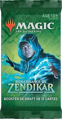 Magic: The Gathering - Renaissance de Zendikar - Booster