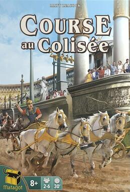 Course au Colisée