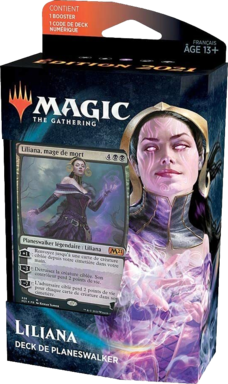 Magic: The Gathering - Édition 2021 - Liliana