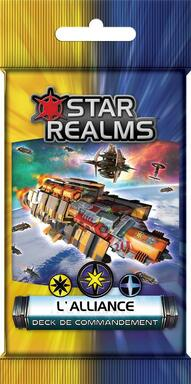 Star Realms: Commandement - L'Alliance