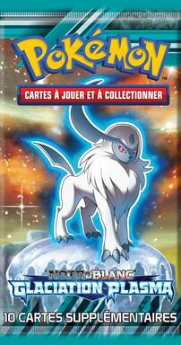 Pokémon: Noir & Blanc - Glaciation Plasma - Booster