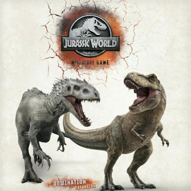 Jurassic World: Miniature Game - Domination