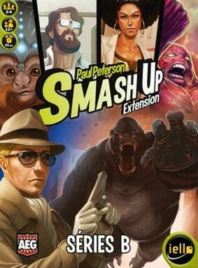 Smash Up: Séries B
