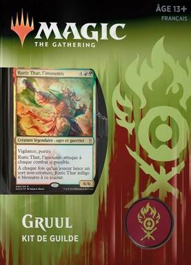 Magic: The Gathering - Gruul - Kit de Guilde