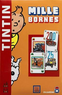 Mille Bornes: Tintin
