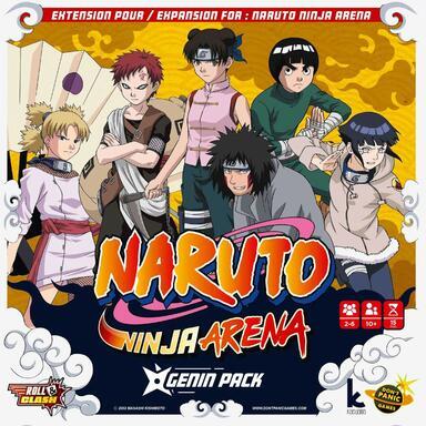 Naruto: Ninja Arena - Genin Pack