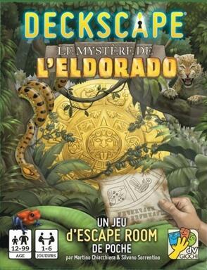 Deckscape: Le Mystère de l'Eldorado