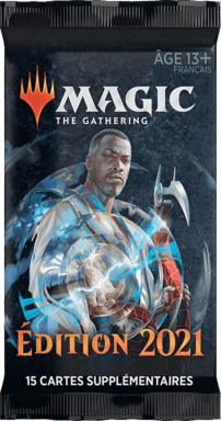 Magic: The Gathering - Édition 2021 - Booster