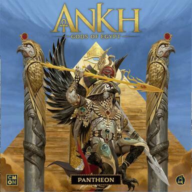 Ankh: Les Dieux d'Egypte - Panthéon