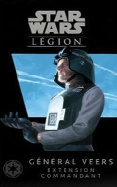 Star Wars: Légion - Général Veers