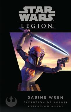 Star Wars: Légion - Sabine Wren