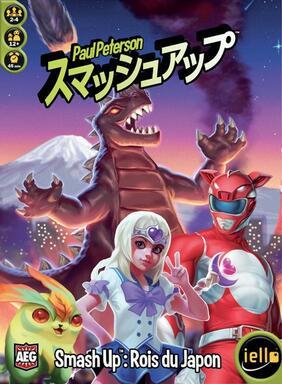 Smash Up: Rois du Japon