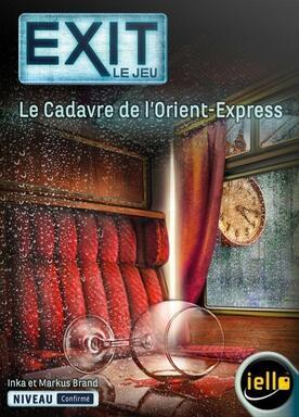EXIT: Le Jeu - Le Cadavre de l'Orient Express