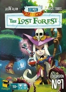 Dungeon Academy: The Lost Forest