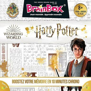 BrainBox: Harry Potter