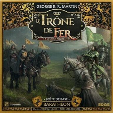 Le Trône de Fer: Le Jeu de Figurines - Baratheon