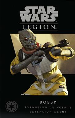 Star Wars: Légion - Bossk