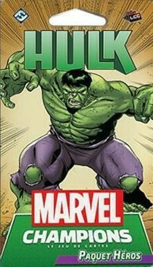 Marvel Champions: Le Jeu de Cartes - Hulk