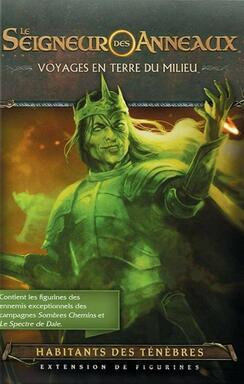 Le Seigneur des Anneaux: Voyages en Terre du Milieu - Habitants des Ténèbres