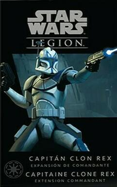 Star Wars: Légion - Capitaine Clone Rex