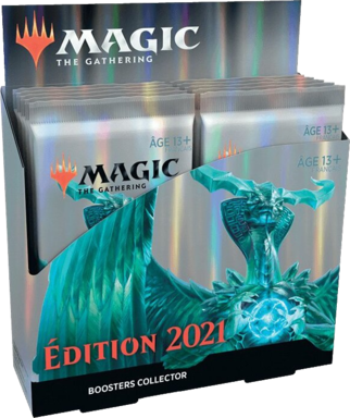 Magic: The Gathering - Édition 2021 - Collector Boosters