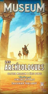 Museum: Les Archéologues