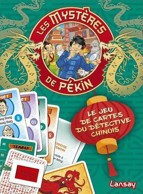 Les Mystères de Pékin: Jeu de Cartes