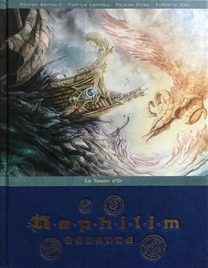 Nephilim: Légende - La Toison d'Or