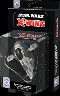Star Wars: X-Wing - Slave I de Jango Fett