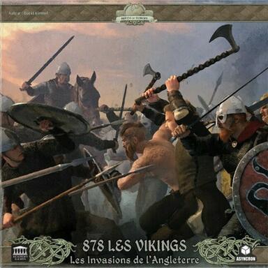 878: Les Vikings - Les Invasions de l'Angleterre