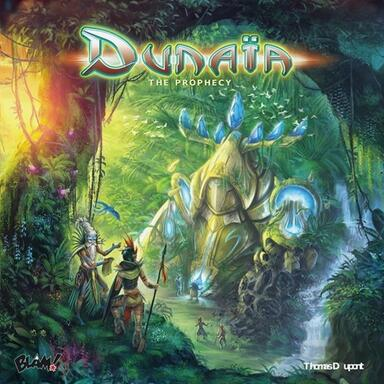 Dunaïa: The Prophecy