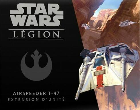 Star Wars: Légion - Airspeeder T-47